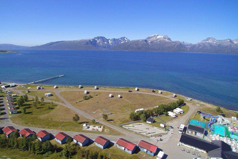 Skittenelv Camping Tromso