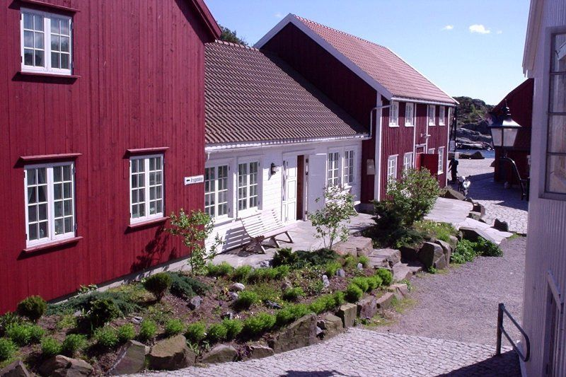 Skottevik Feriesenter accommodaties