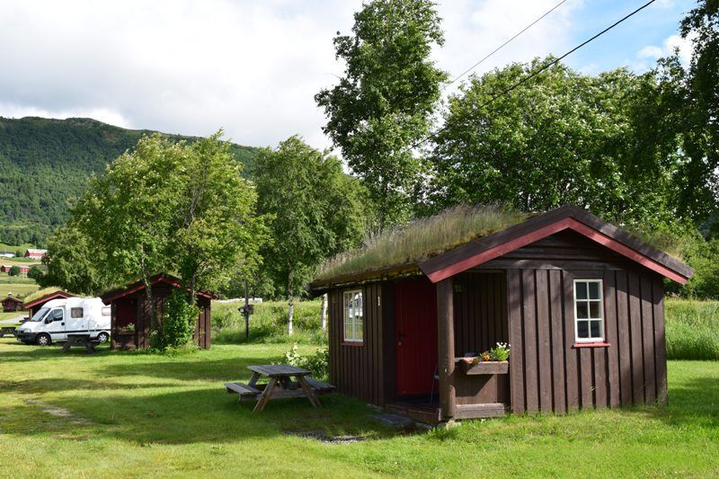 Smegarden Camping Oppdal Hytter