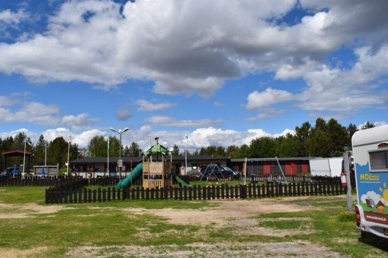 Solenstua Camping speeltuin