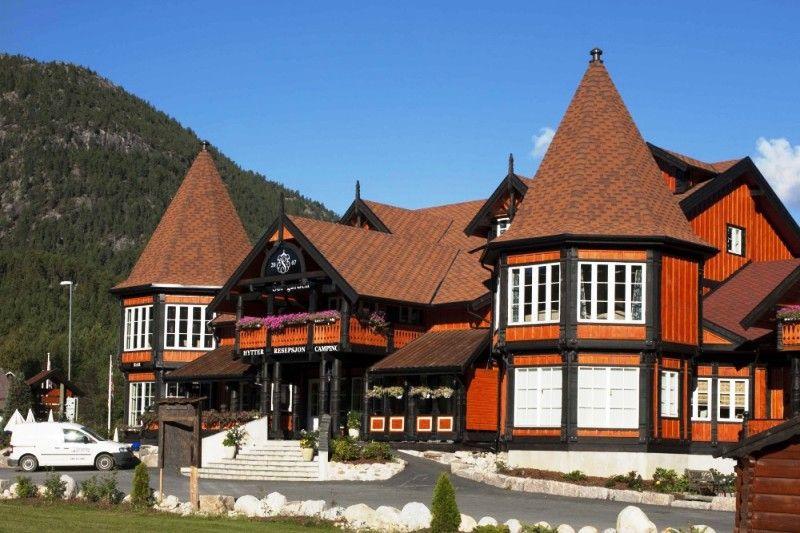 Solvgarden Hotell og Feriesenter hotel en restaurant