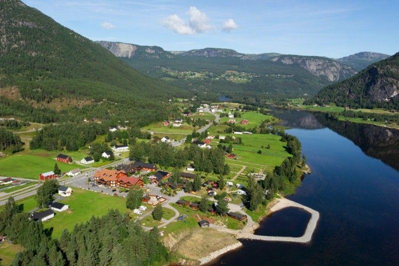 Solvgarden Hotell og Feriesenter ligging
