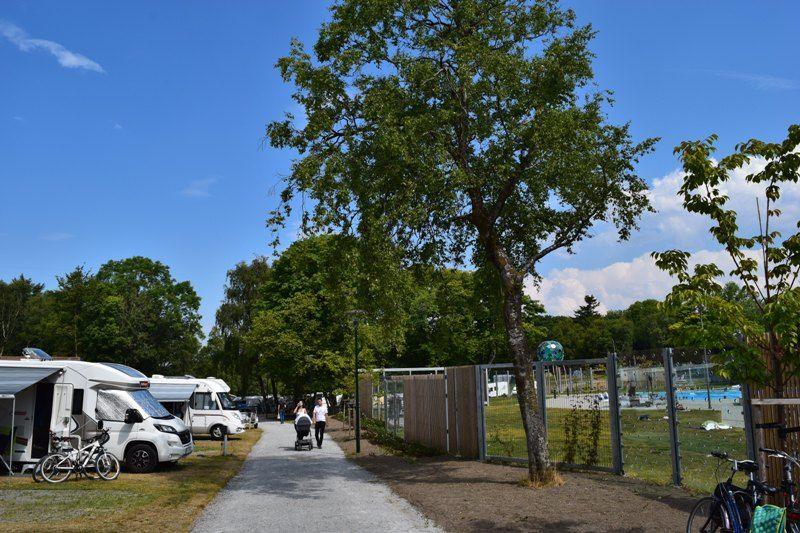 Stavanger Camping ligging
