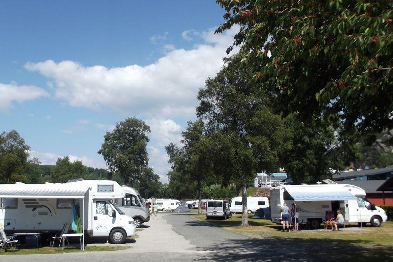 Steisnes Camping Kampeerplaatsen