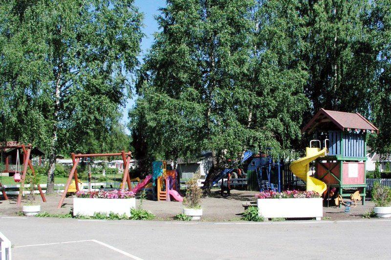 Steinvik Camping speeltuin