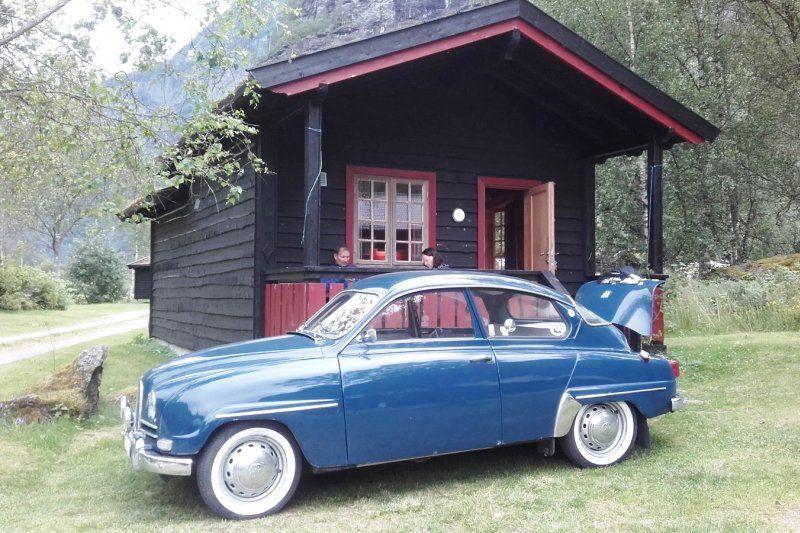 Vassbakken Camping Skjolden Hytter