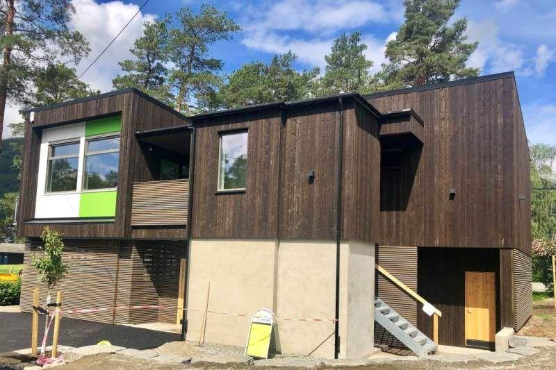 Voss Camping nieuw sanitairgebouw